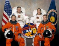 STS-113 Official NASA Crew Portrait